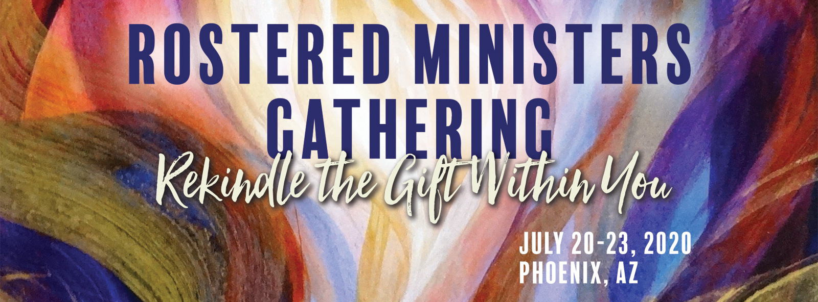 Rekindle the Gift Within You - Rostered Ministers Gathering