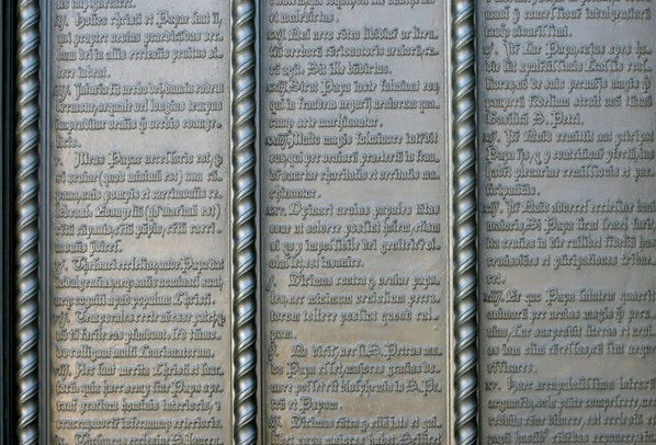 Luther s 95 Theses - Christianity Today