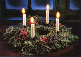 Worship in the season of Advent