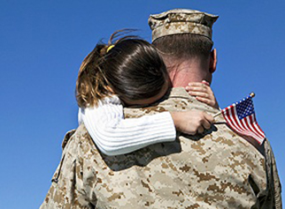 Help for military families