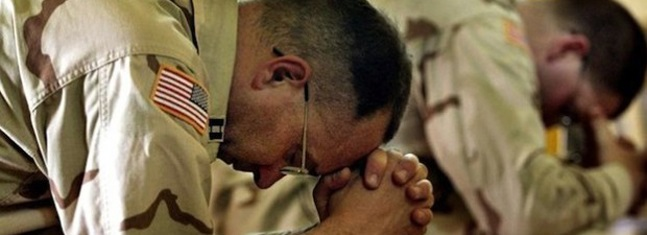Chaplains fighting suicide