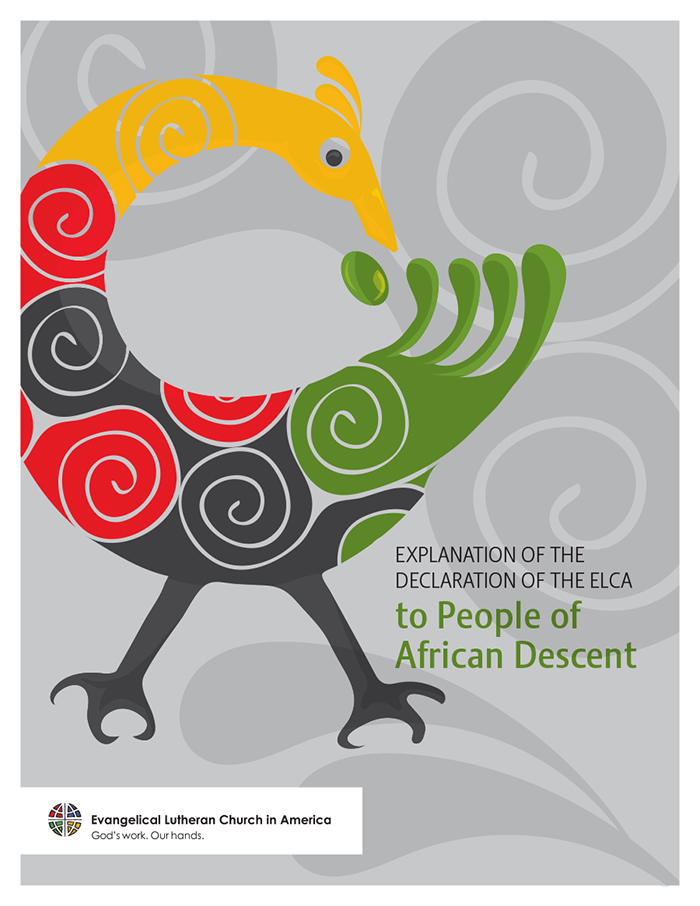 Declaration of the ELCA to People of African Descent