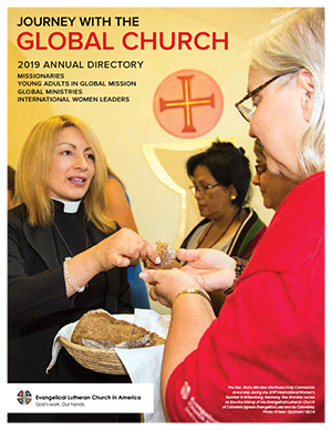 Global Church Sponsorship Annual Directory 2016-17