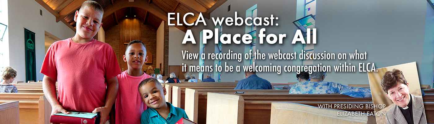 Webcast: A place for all