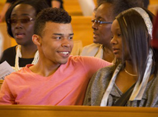 Young people in the church?