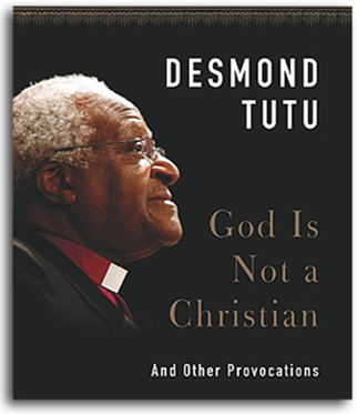 Thoughts about the new book: 'God is not a Christian'