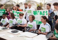 Fasting for the climate