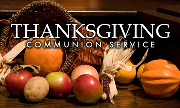 Service-Thanksgiving