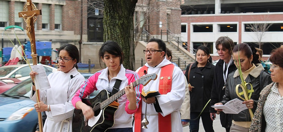 ELCA Latino community