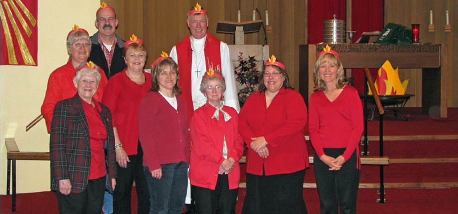 Day of Pentecost in the ELCA