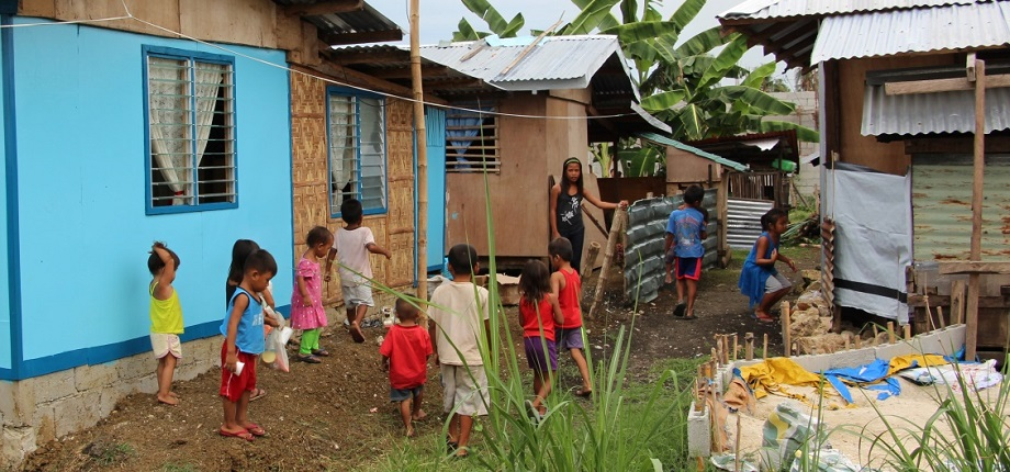 Life after Typhoon Haiyan