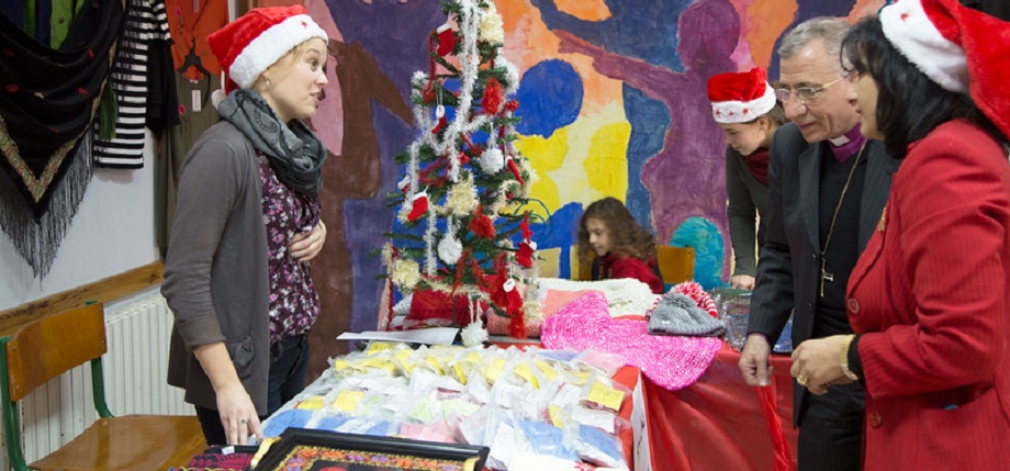 Holy Land Christmas bazaars