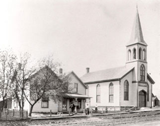 Preserve and share your congregation's history