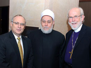 Building bridges between faiths